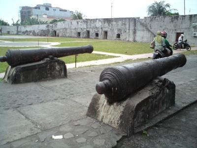 Benteng Oranje Cermin Sejarah